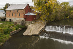 Lidtke Mill Autumn Stock Photos