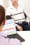 Lie Detector Royalty Free Stock Photos