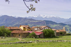 Liebana valley Stock Photography