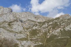 Liebana valley Stock Photo