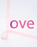 Liebe. lizenzfreies stockbild