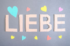 Liebe Стоковая Фотография