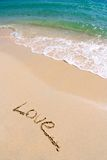 Liebe? Lizenzfreies Stockfoto