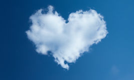 Liebe in der Luft Lizenzfreies Stockbild