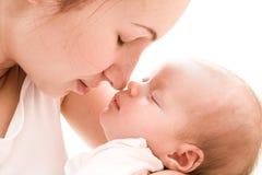 Liebe des Mutter Stockfoto