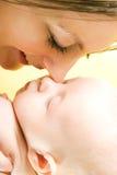 Liebe des Mutter lizenzfreies stockbild