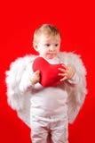 Liebe des Valentinsgrußes Stockfotos