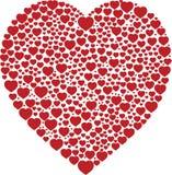 Liebe in einer Stockfoto