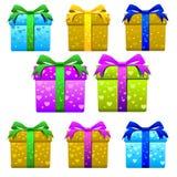 Liebe-Geschenk Kasten Stockbilder