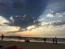 Liebe im Himmel Stockfoto