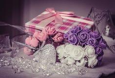 Liebe ist ein Geschenk Lizenzfreies Stockfoto