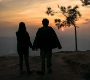 Liebe ist schön Stockfoto