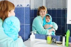 Liebe Mutter Lizenzfreie Stockbilder