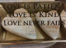 Liebe und Innere Stockbilder