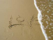 Liebe verloren Stockfotos