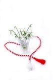 Lieben Sie das Frühlingssymbol stockfoto