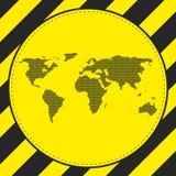Lieben Sie die Welt Lizenzfreie Stockfotografie