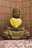 Liebender Buddha Lizenzfreie Stockfotografie