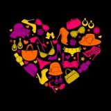 Liebes-Art und Weise Stockbild