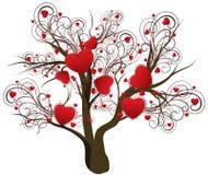 Liebes-Baum Lizenzfreies Stockbild