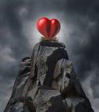 Liebes-Herausforderung lizenzfreie abbildung