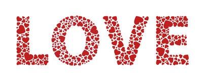 Liebes-Herzen stock abbildung