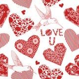 Liebes-Hintergrund Lizenzfreies Stockfoto
