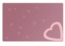 Liebes-Hintergrund Stockbilder
