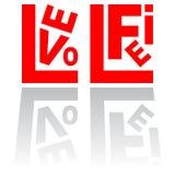 LIEBES-Leben Lizenzfreies Stockfoto
