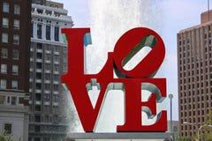 Liebes-Park, Philadelphia Lizenzfreies Stockfoto