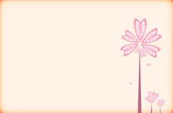 Liebes-Szenen-Hintergrund Lizenzfreies Stockfoto