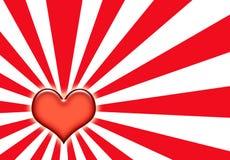 Liebes-Tapeten-Hintergrund Stockbild
