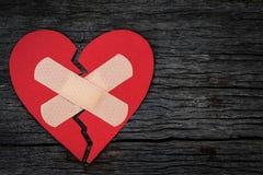 Liebes- und Valentinsgrußtageskonzept Lizenzfreie Stockfotos
