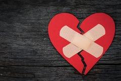 Liebes- und Valentinsgrußtageskonzept Lizenzfreies Stockfoto