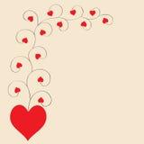 Liebesanlage Stockbild