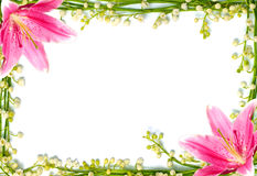 Liebesbriefhintergrund Stockbilder