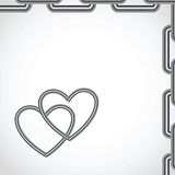 Liebesgeschichte Lizenzfreie Stockfotos