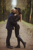 Liebesgeschichte geschossen von einem Paar Lizenzfreie Stockfotografie