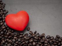 Liebesherz valentine' s-Tagesfahnenhintergrund lizenzfreie stockfotos