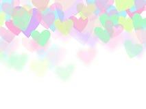 Liebeshintergrund Stockbild