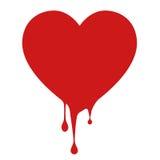 Liebesikonenbluten lizenzfreies stockbild