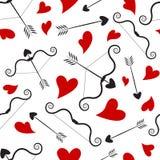 Liebeskonzeptmuster Stockfoto