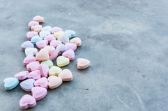 Liebessüßigkeit Stockbilder