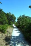 Liebesstraße in Griechenland-Sommer Lizenzfreie Stockfotos
