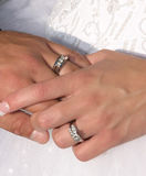 Liebevolle Hände Lizenzfreie Stockfotografie