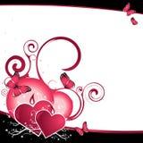 Liebevolle Kerzen Lizenzfreie Stockbilder
