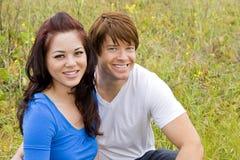 Liebevolle Paare lizenzfreies stockfoto