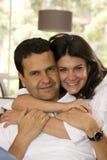 Liebevolle Paare stockfoto