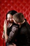Liebevolle Paare Lizenzfreie Stockbilder