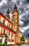 Liebfrauenkirche,一个教会在科布伦茨 免版税库存照片